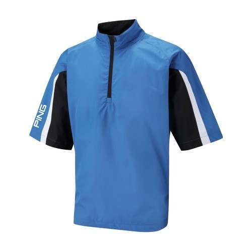 Ping Hydro Golf Playing Top - Delph Blue / Black