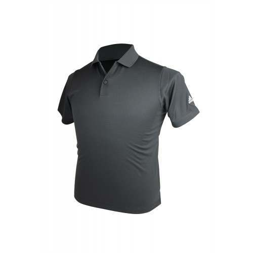 Adidas Boys ClimaLite Solid Polo - 12 Years