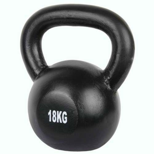 Confidence Pro 18kg Cast Iron Kettlebell
