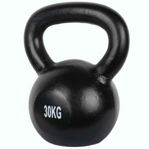 Confidence Pro 30kg Cast Iron Kettlebell Set