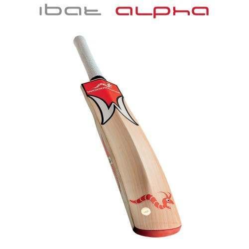 Woodworm iBat Cricket Bat Alpha