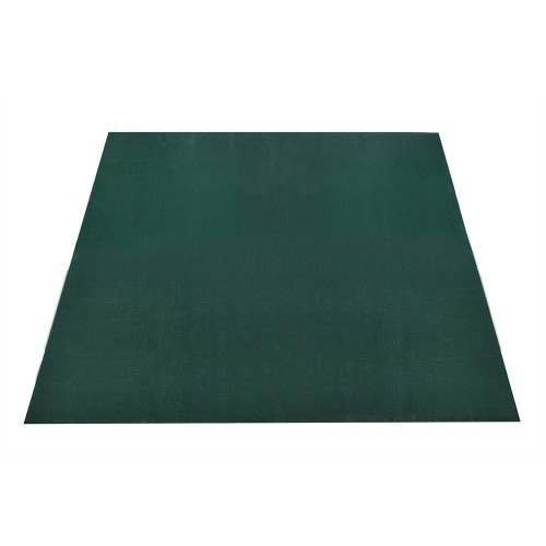 Palm Springs Outdoor 3x3m Party Tent / Gazebo Flooring Rubber Mesh Mat Rug for Non-Slip Grass/Turf Protection