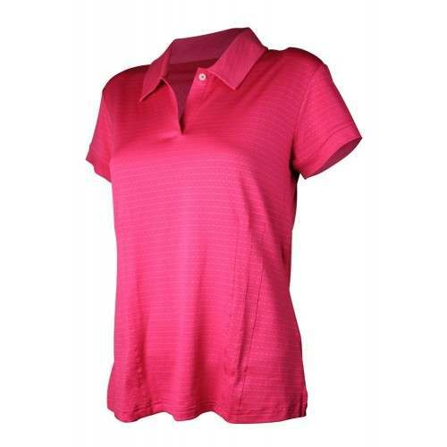 Adidas Womens Climalite Solid Polo