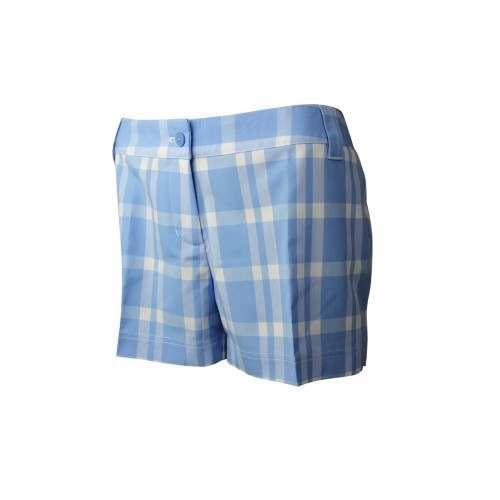 Adidas Womens Plaid Shorts Size 12