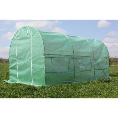 Palm Springs 2m x 4.5m Polytunnel Greenhouse