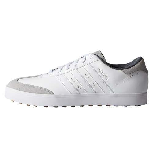 Adidas Adicross V WD Golf Shoes White