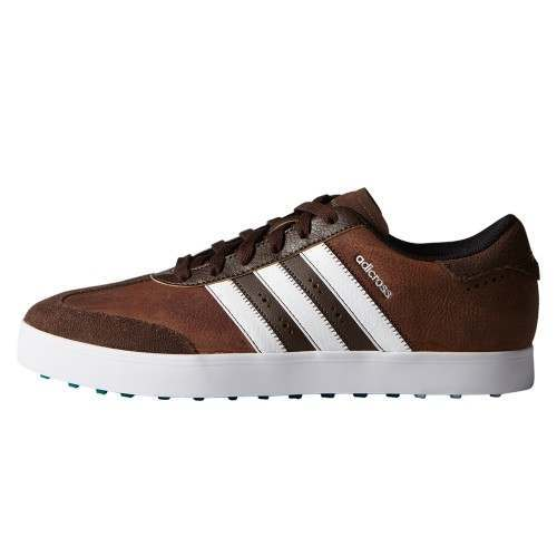 Adidas Adicross V WD Golf Shoes Brown