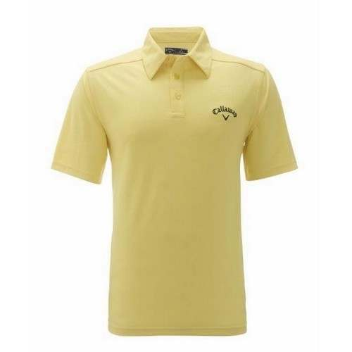 Callaway Chev Embossed Polo