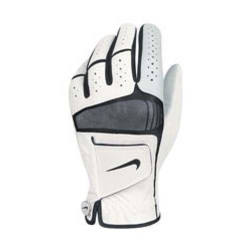 Nike Tech Xtreme IV Golf Glove White / Black - Medium