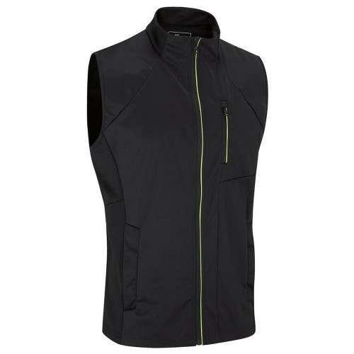 Stuburt Golf Vapour Sport Fleece Gilet - Black