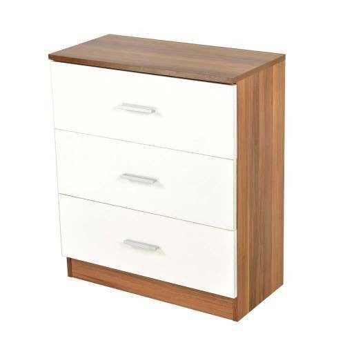 Homegear 3-Drawer Chest / Storage Cabinet