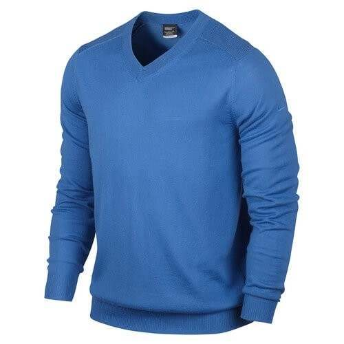 Nike Performance V Neck merino Sweater