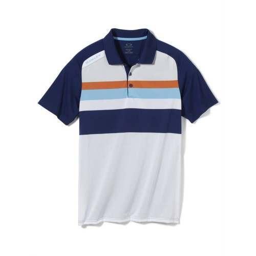 Oakley Cascade Polo - Blue Depths