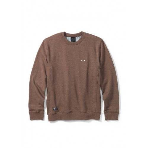 Oakley Pennycross 2.0 Crew Sweatshirt-Brown