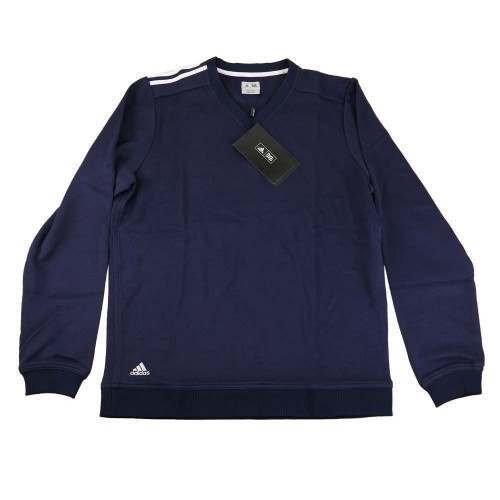 Adidas Mens Performance V Neck Pullover