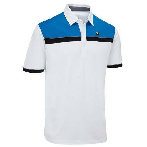 Stuburt Urban Block Dri-Back Polo