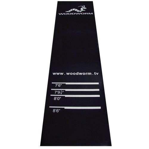 Woodworm Darts Rubber Mat